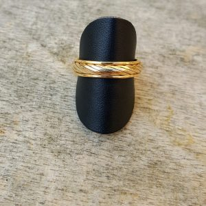jewish wedding band,