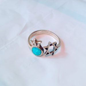 Pomegranate ring,