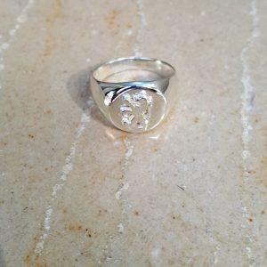 lion ring for men